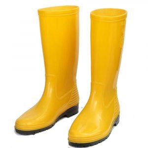 Gezer sarı cizme