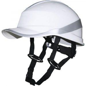 beyaz baret ayarlı