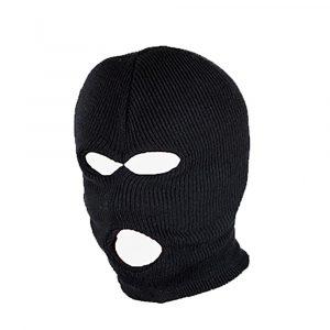 siyah kar maskesi